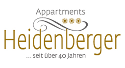 Logo Apartments Heidenberger